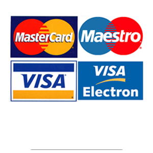 Payment Methods that we accept is STRIPE